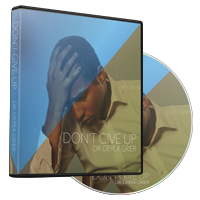 Image of Don't Give Up CD