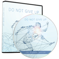 Image of Don't Give Up! CD