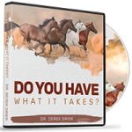 Image of Do You Have What it Takes? Broadcast CD