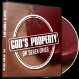 Image of God's Property Broadcast CD