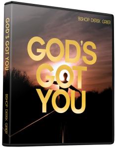 Image of God's Got You CD