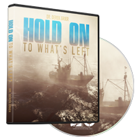Image of Hold On to What's Left CD