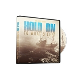 Image of Hold On to What's Left Broadcast CD