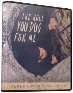 Image of The Hole You Dug for Me CD