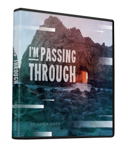 Image of I'm Passing Through CD