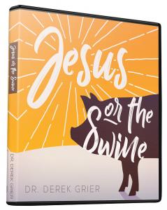 Image of Jesus or the Swine CD
