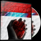 Image of Lord, Make My Heart Right CD