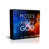 Image of Moses And An Angry God CD