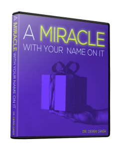 Image of A Miracle With Your Name On It CD