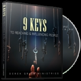 Image of 9 Keys to Reaching and Influencing People Broadcast CD