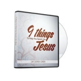 Image of 9 Things to Help You Speak Like Jesus Broadcast CD