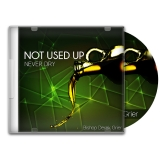 Image of Not Used Up, Never Dry CD