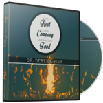 Image of A Little Rest, A Little Company, and Some Good Food Broadcast CD