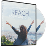 Image of Reach for What is Yours CD