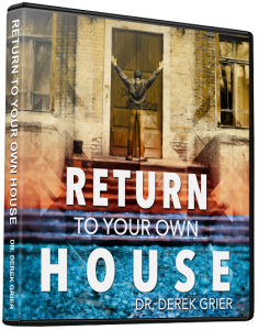 Image of Return to Your Own House CD