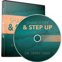 Image of Shake it Off & Step Up CD