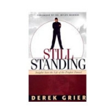 Image of Still Standing Book (Hard Cover)Dr. Grier's Story
