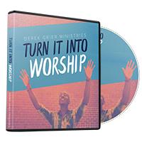 Image of Turn It Into Worship CD