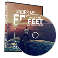 Image of Under My Feet CD