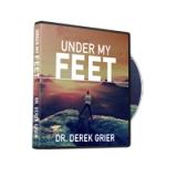 Image of Under My Feet Broadcast CD