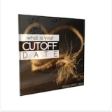 Image of What is Your Cutoff Date? CD