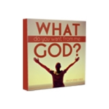 Image of What Do You Want from Me God? CD