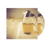 Image of You Anoint My Head CD