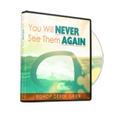 Image of You Will Never See Them Again CD