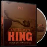 Image of Yesterday's King Pt. 1 CD