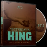 Image of Yesterday's King, Part 2 Broadcast CD