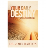 Image of Your Daily Destiny: A 31-Day Devotional