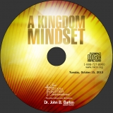 Image of A Kingdom Mindset CD