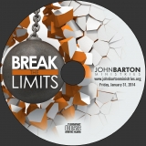 Image of Break the Limits CD