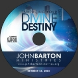 Image of Embracing Your Divine Destiny CD