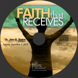 Image of Faith That Receives CD