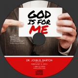 Image of God is for Me CD