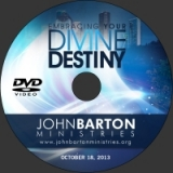 Image of Embracing Your Divine Destiny DVD