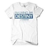 Image of I'm Living My Destiny T-ShirtXL