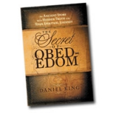Image of The Secret of Obed-Edom Book