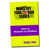 Image of How To Minister To Children Book