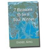 Image of 7 Reasons To Be A Soul Winner CD