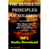 Image of Business Principles of Solomon Audio Download