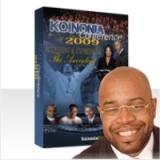 Image of Koinonia 2009 - Prophet Todd Hall - Part 1 - CD