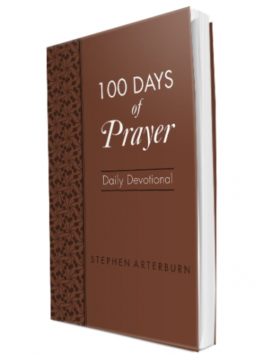 Image of 100 Days of Prayer Devotional