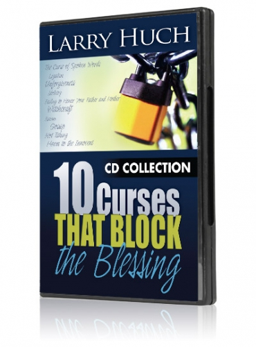 Image of Ten Curses That Block The Blessing 6CDS