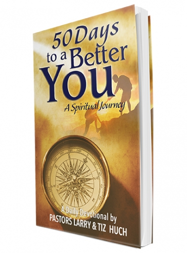 Image of 50 Days To A Better You Devotional
