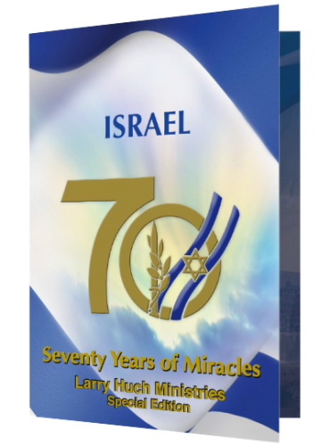 Image of 70th Anniversary of Israel - 70 Years of Miracles Book