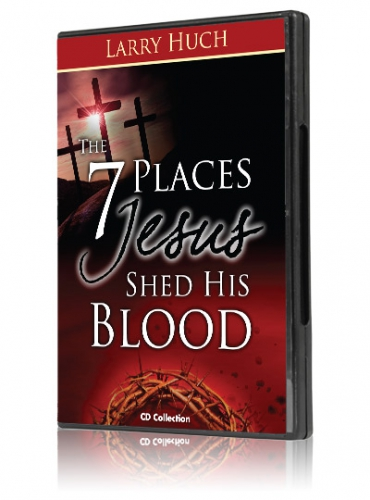 Image of 7 Places Jesus Shed His Blood 5CDS