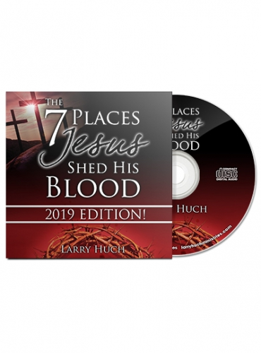 Image of 7 Places Jesus Shed His Blood CD