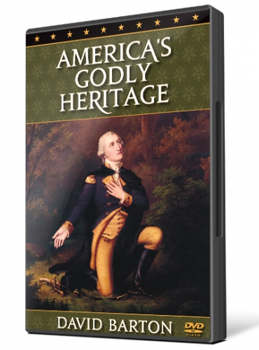 Image of America's Godly Heritage DVD